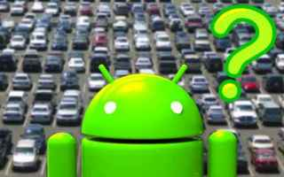 Android: android auto parcheggio gps mappe