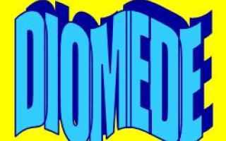Storia: diomede  significato  etimologia