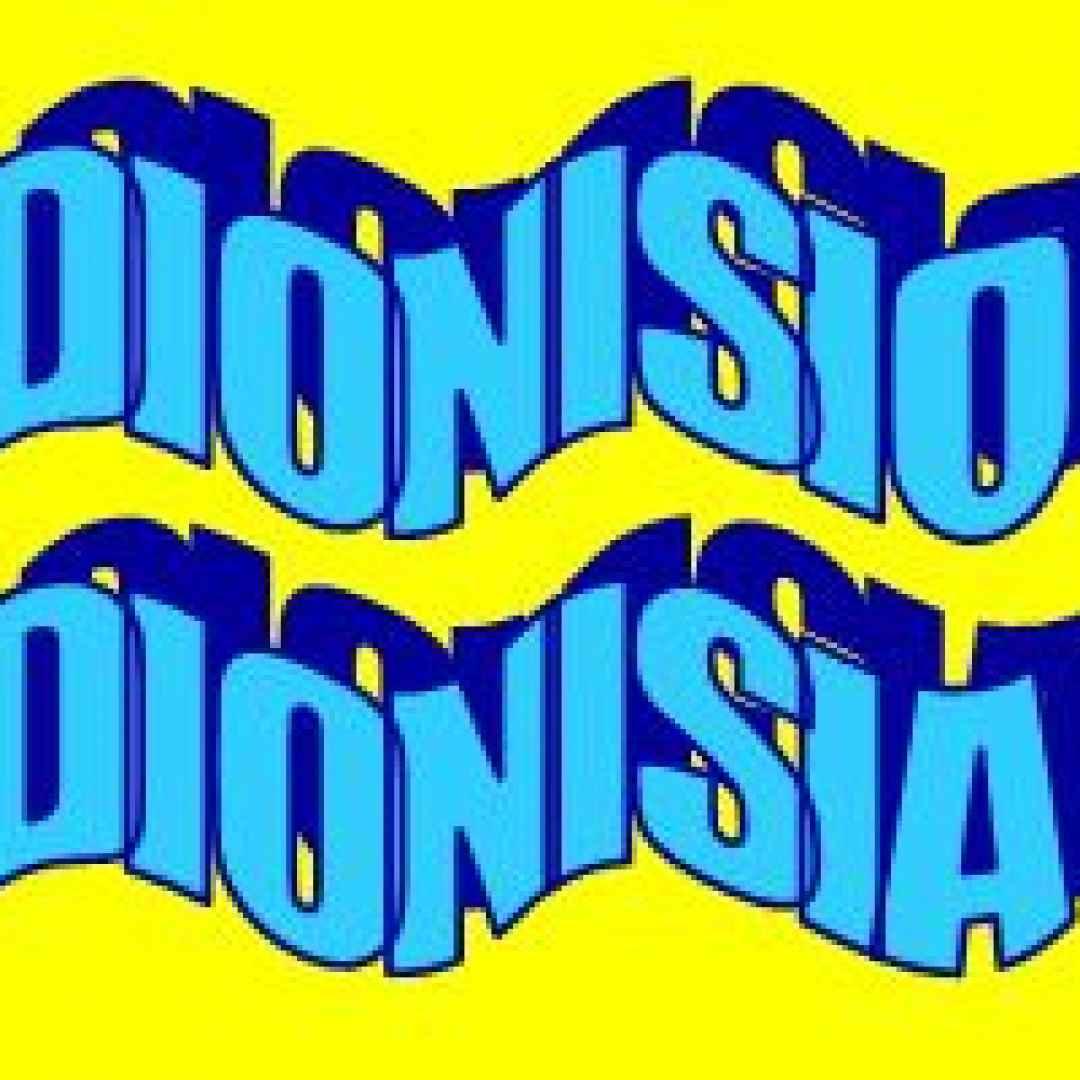 dionisio  dionisia  significato  caratte