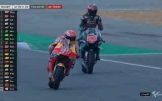 MotoGP: GRAN PREMIO DELLA THAILANDIA: MARQUEZ VINCE IL DUELLO CON QUARTARARO E L