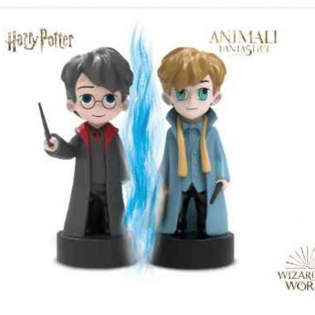 harry potter  aninali fantastici
