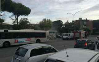 Roma: atac  roma  trasporto pubblico  flambus