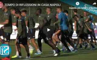 Serie A: napoli video calcio sport serie a