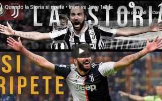 Serie A: juventus juve calcio video higuain