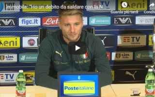 Nazionale: italia nazionale calcio video immobile