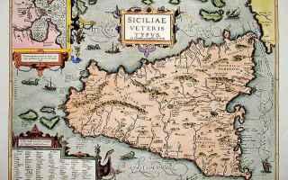 Cultura: sicilia  simbolo  trinacria  triquetra