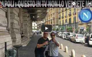 Napoli: napoli tv video lambrenedetto