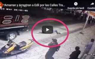 dal Mondo: sindaco video cronaca shock messico