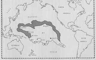Cultura: continenti  leggenda  mito  mu