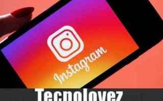 Instagram: instagram seguiti eliminata la sezione