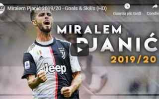 Serie A: juventus juve calcio video pjanic