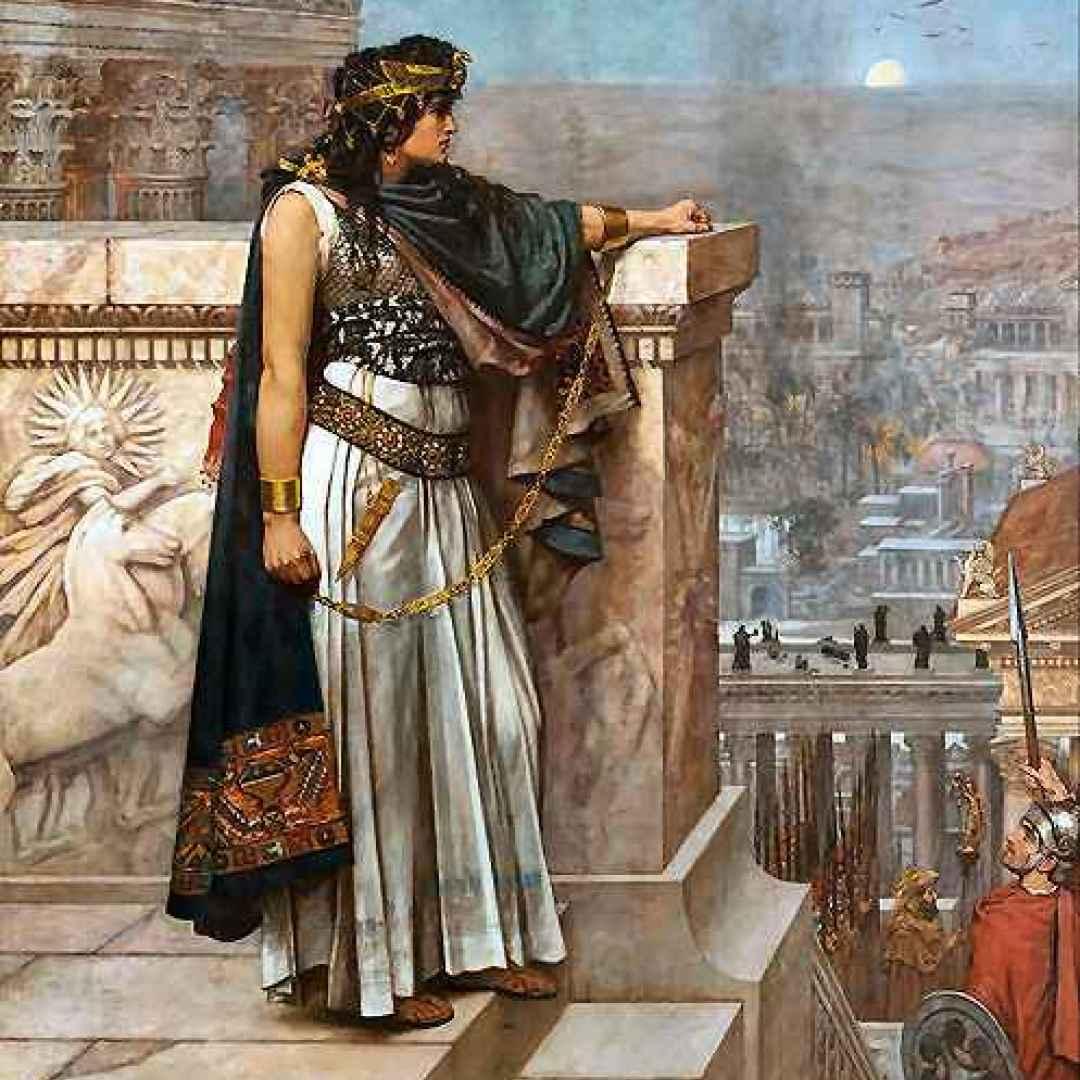 regina  roma  zenobia  palmira