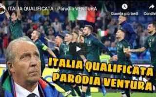 italia video  calcio gli autogol azzurri