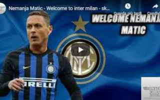 inter calciomercato calcio matic video