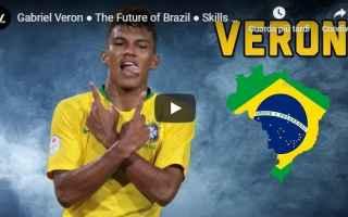 Calcio Estero: brasile video calcio gol veron