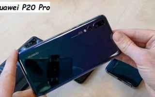 Cellulari: cellulare  huawei  p 20 pro