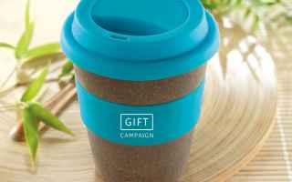 Ambiente: tazze  eco  sostenibilità