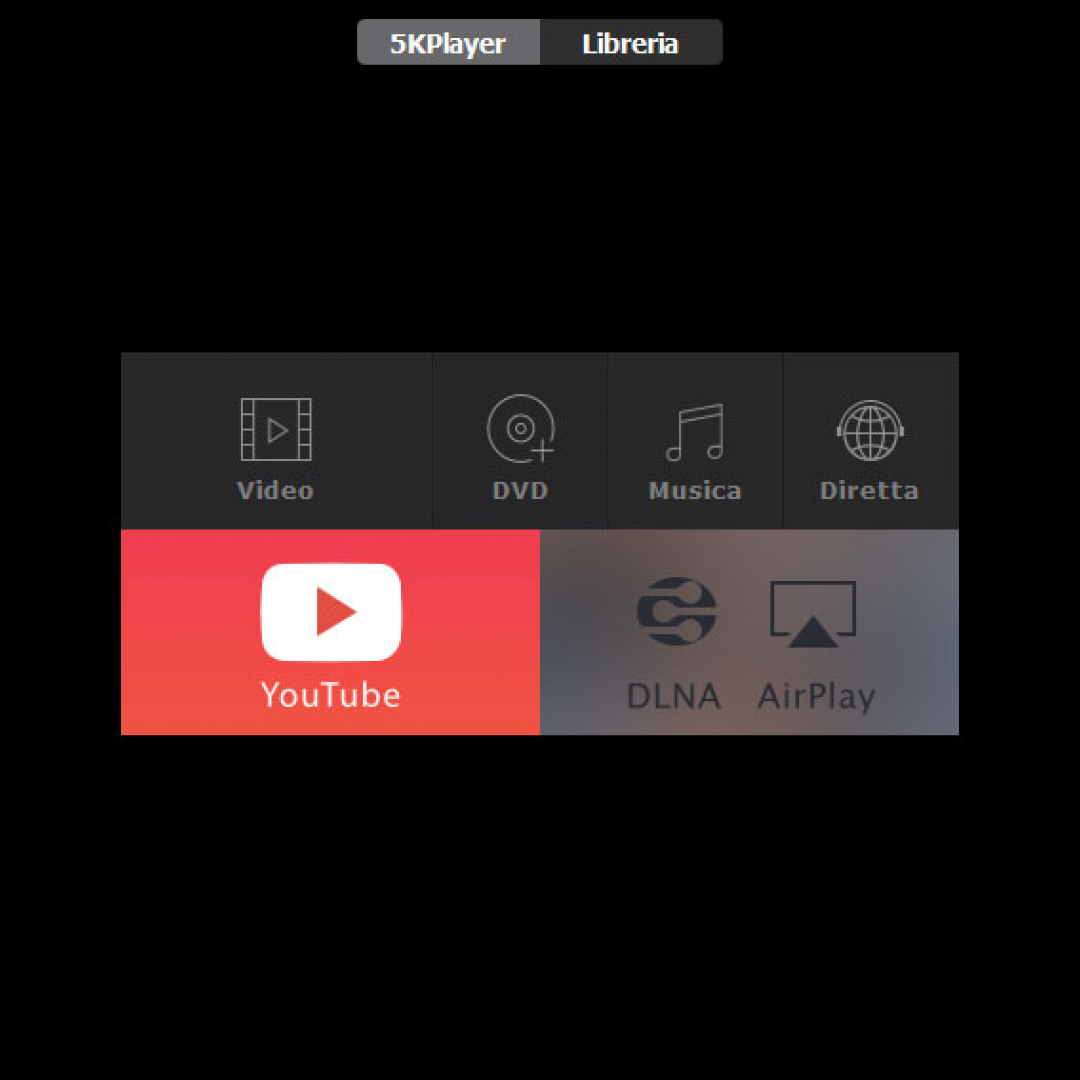 video player  lettore video
