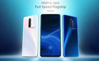 Cellulari: realme x2 pro  realme  smartphone  tech