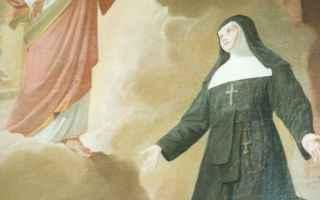 margherita maria alacoque  sacro cuore