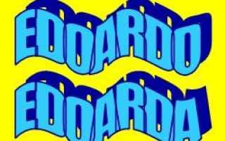 Storia: edoardo  significato  etimologia