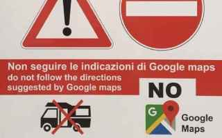 google maps  auto  incidenti