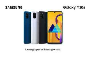 galaxy m30s  samsung  smartphone  m30s