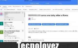 Lavoro: google job search google