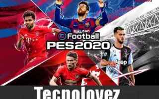 Giochi: efootball pes 2020