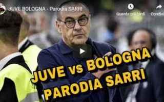 Calcio: juventus bologna video gli autogol sarri