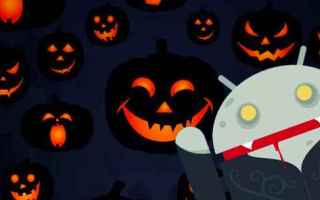 Android: halloween android live wallpaper festa