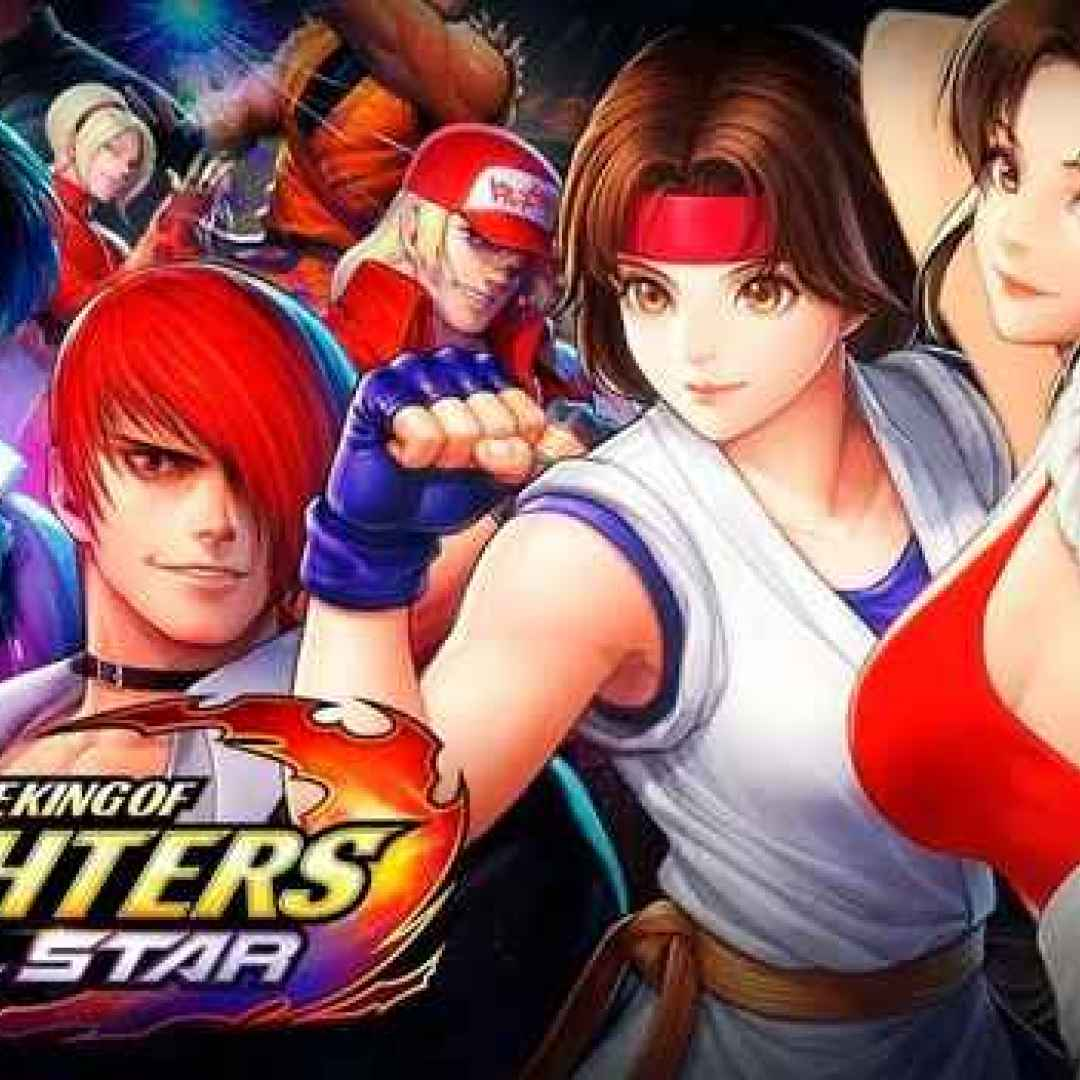 king of fighters android videogame gioco