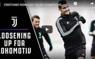 Champions League: ronaldo cr7 juventus juve video