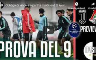 Champions League: juventus juve calcio video youtuber