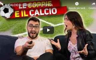 calcio coppia video gli autogol