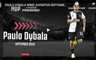 Serie A: juventus juve calcio video dybala