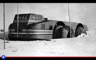 veicoli  tecnologia  anni 40