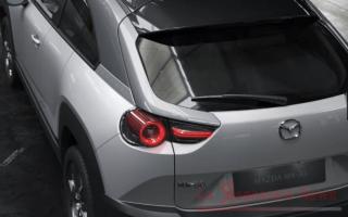 Automobili: Arriva la prima vettura elettrica di Casa Mazda: La MX-30