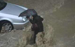 Ambiente: liguria  alluvioni  meteo