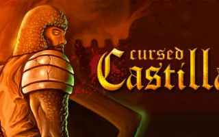 Mobile games: cursed castilla arcade retrogame iphone