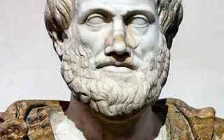 aristotele  filosofo  logica  metafisica