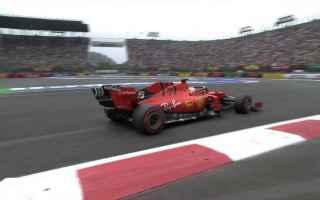 Formula 1: GRAN PREMIO DEL MESSICO FP1-FP2: VETTEL DOMINA