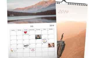Design 2D 3D: calendario  guida