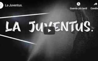 Calcio: juventus juve calcio video storia