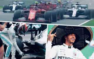 Formula 1: formula 1  messico  ferrari  hamilton