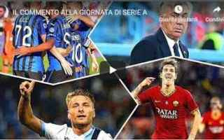 Serie A: calcio campionato video stefano borghi
