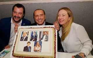 Politica: umbria  pd  m5s  forza italia  salvini