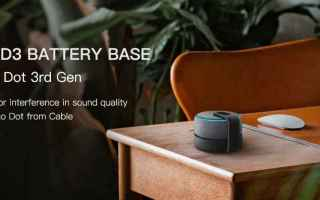Tecnologie: ggmm d3  echo dot  amazon  smart speaker