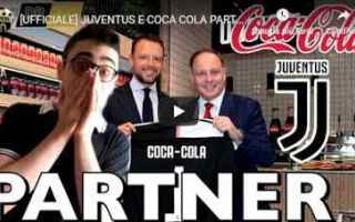 Calcio: juventus juve calcio video coca cola