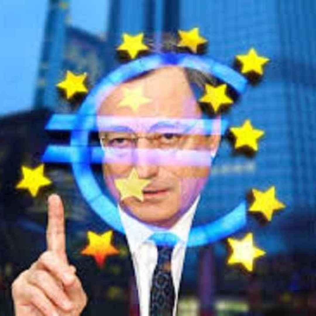 mario draghi  bce  euro